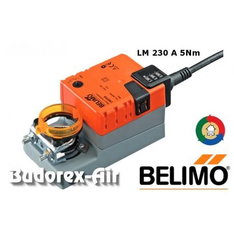 Siłownik LM 230 A BELIMO 5 Nm