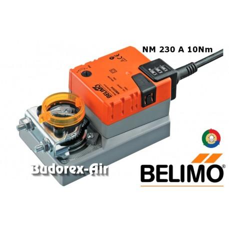 Siłownik NM 230 A BELIMO 10 Nm bez sprężyny powrotnej