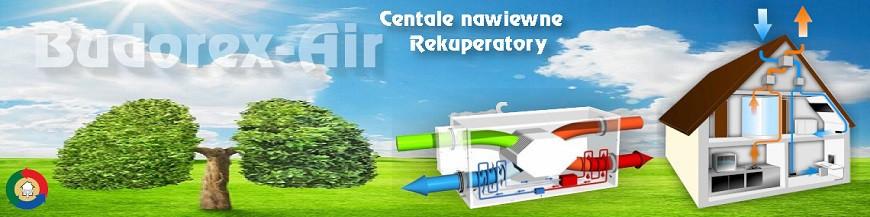 Centrale nawiewne / Rekuperatory