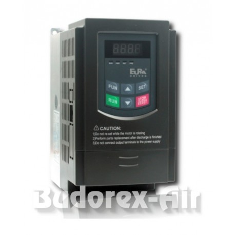 Falownik EURA E-800-0022S2 1F 2,20kW