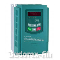 Falownik EURA E-2000-0002S2 1F 0,25kW Vector
