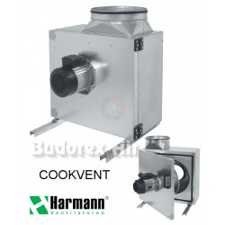 Wentylator kuchenny 200/1500 1F COOKVENT HARMANN