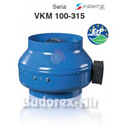 Wentylator kanałowy VKM 100 VENTS