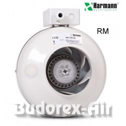 Wentylator kanałowy 160/450 RM HARMANN