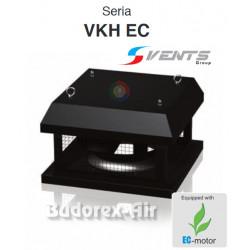 Wentylator dachowy VENTS VKH 355 EC