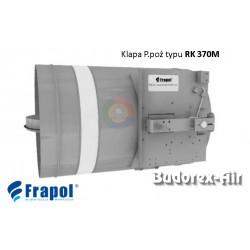 Klapa P-poż typu RK 370M Ø250 Frapol
