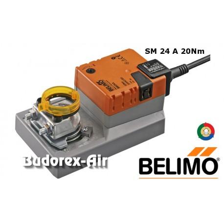 Siłownik SM 24 A 20Nm Belimo